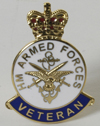 Official vets badge